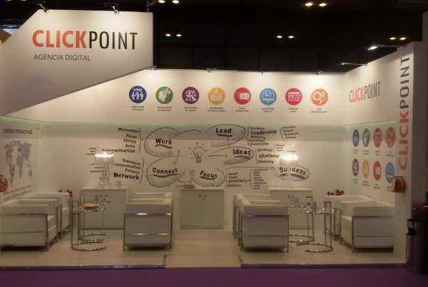 clickpoint stand