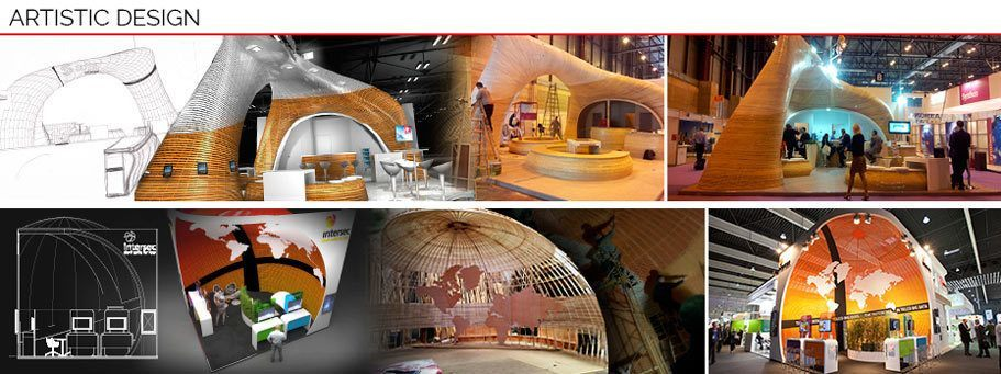 European Exhibition Stand Builders : Exhibition stand builders and designers contemporanea eventi