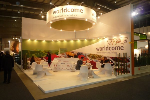 stand worldcome itb berlin