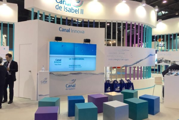 Stand canal Isabel II 1