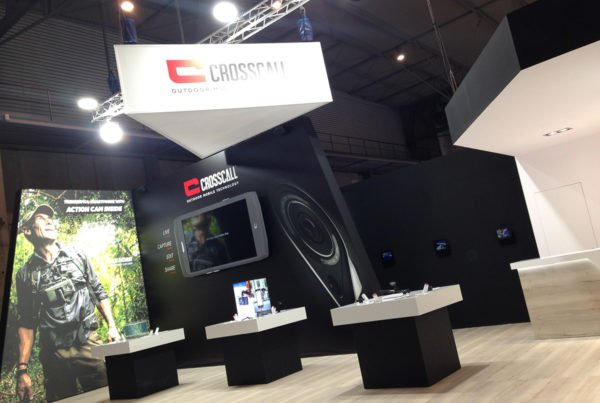 stand crosscall 2 mwc 2019